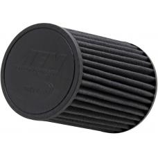 Воздушный фильтр нулевого сопротивления AEM 21-2028BF универсальный D=70mm L=203 мм