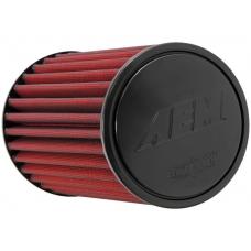 Воздушный фильтр нулевого сопротивления AEM 21-2028DK универсальный D=70mm L=203 мм