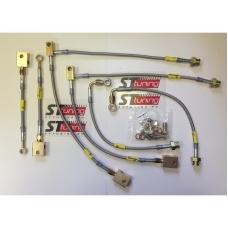 Комплект тормозных шлангов Goodridge. BL Kit FX35 Infiniti 2009-2010