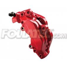 Краска для суппортов АЭРОЗОЛЬ FOLIATEC красная Red (2130)
