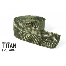 Термолента 50mm*7,5m Titan, до 1100°С Thermal Division, V type, TDTW0225V
