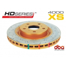 Тормозной диск DBA 42722XS   Toyota  LC 200 / Lexus LX570 передний