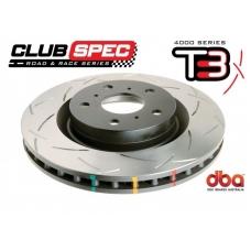 Тормозной диск DBA 42737S T3 Toyota LC150 PRADO / Lexus GX460 задний