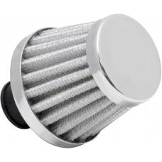 Фильтр нулевого сопротивления универсальный Spectre 3998 BREATHER FILTER 10MM WHITE